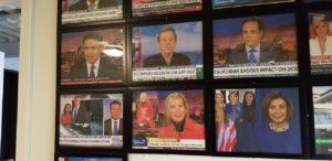 SF TV studio