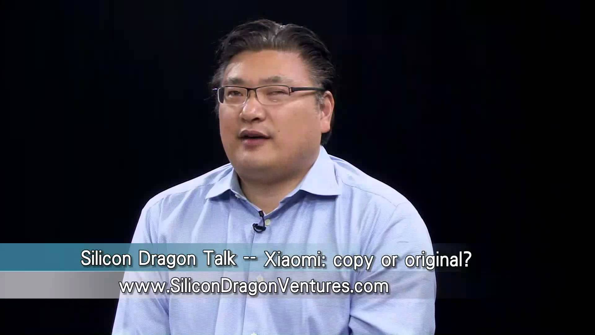 Silicon Dragon Talk: Xiaomi – Copy Of iPhone Or Original?