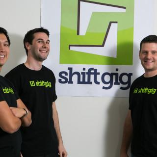 ShiftGig Team 2012  Image by Leigh Loftus Copyright 2012 Leigh Loftus www.thinkleigh.com