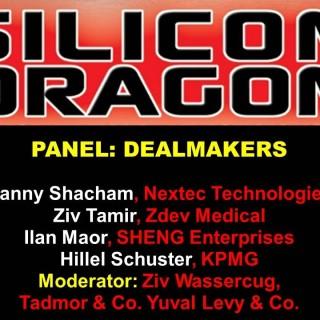 Silicon Dragon Tel Aviv 2015: Dealmaker Panel