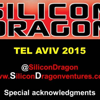 Silicon Dragon Tel Aviv 2016: Multinationals Strategize For China