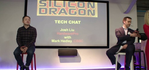 Silicon Dragon London 2016: Tech Chat – Josh Liu