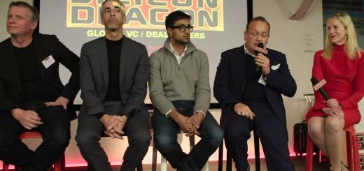 Silicon Dragon London 2016 – Global VC Panel