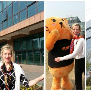 visits - Xiaomi, CM, JD in China