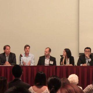 Silicon Dragon LA 2016: Panel – Hollywood Meets China