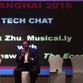 Silicon Dragon Shanghai 2016: Tech Chat – Musical.ly