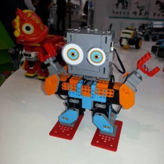 robot, CES, Ubtech