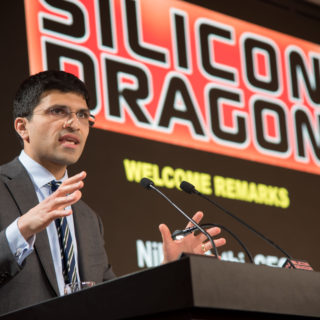Silicon Dragon event at The Stock Exchange, 07-03-2017