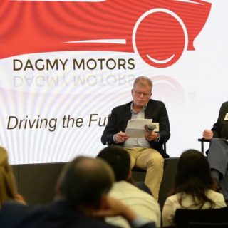 Silicon Dragon NY 2017: Startup Finalist – Dagmy Motors