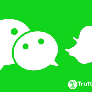 WeChat-Snapchat-icons