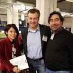 Helen Wong, Jake, Eric