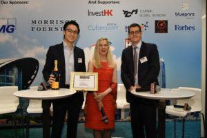 Award-Chibo Tang, Gobi Partners