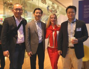 Wayne Shiong, James Mi, Wei Zhou, Rebecca