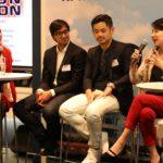 Hussein Kanji, MarK Cheng, Tina Cheng, Rebecca
