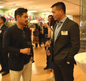 Tyson Li, Mark Cheng