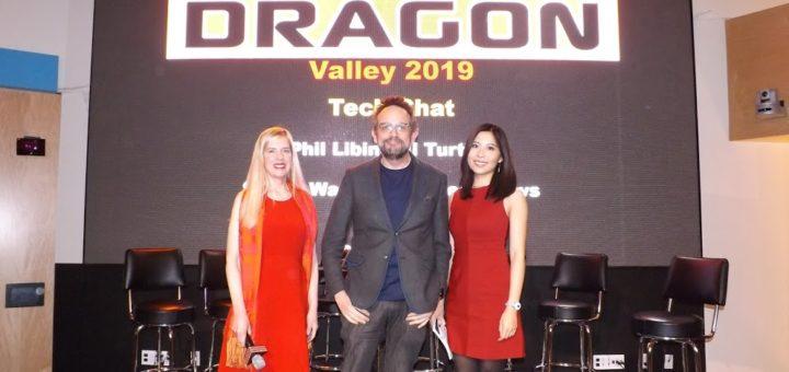 Rebecca Fannin, Phil Libin, Selina Wang