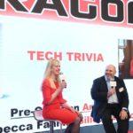 Tech Trivia of China, Rebecca, Anson