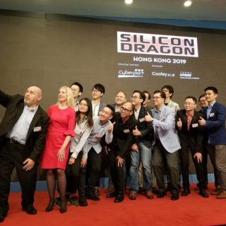Silicon Dragon HK 2019 speakers