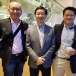 Wayne Shiong, James Mi, Wei Zhou
