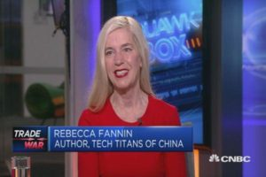 Reb on CNBC Squawk Box