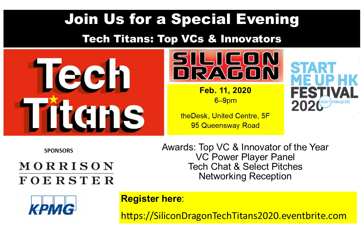 Silicon Dragon Tech Titans 2020 @ Hong Kong