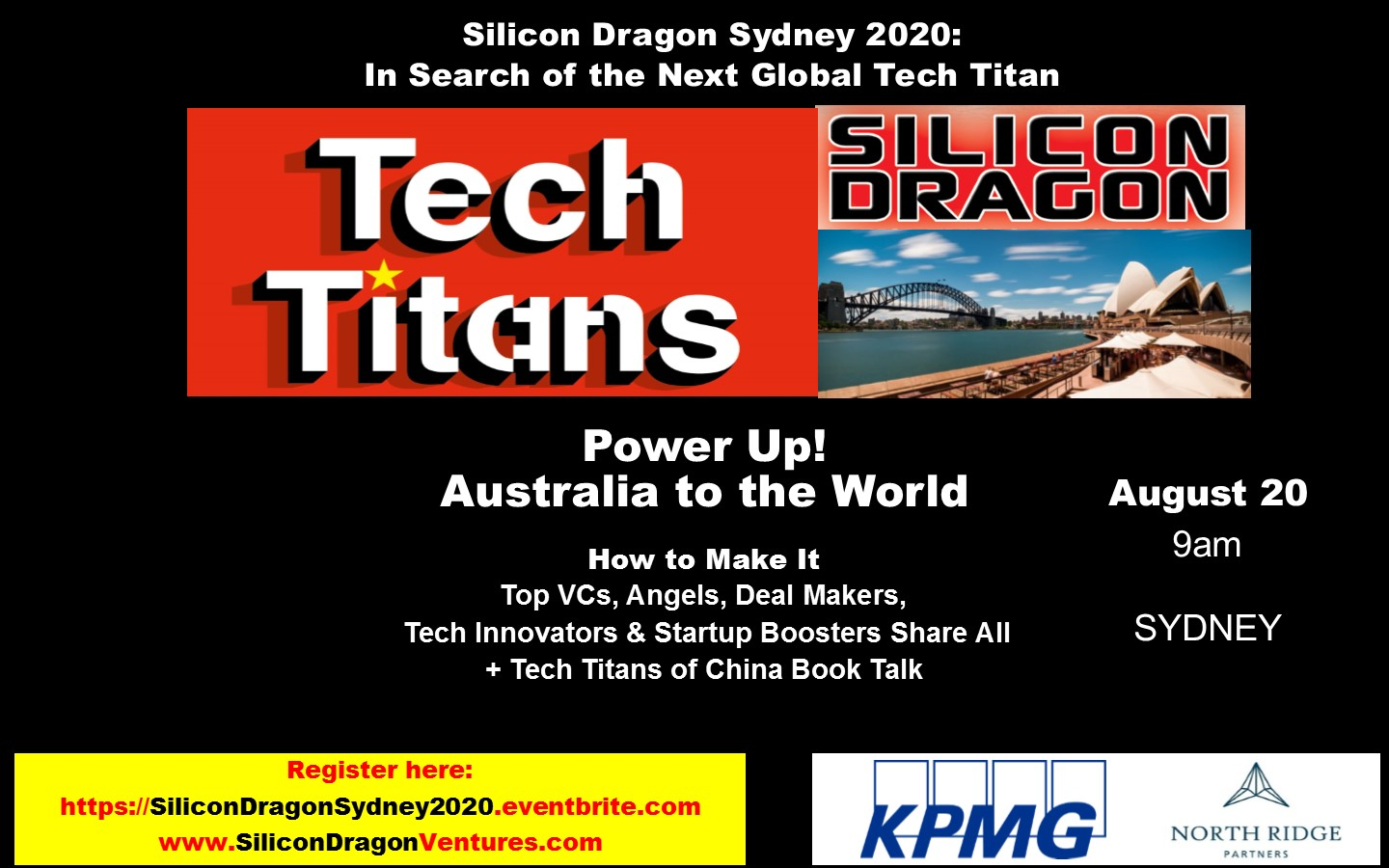 Silicon Dragon Sydney 2020 @ Online