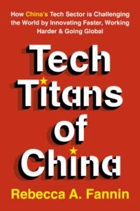 Tech Titans of China book