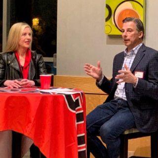 Tim Zanni, KPMG, Rebecca Fannin