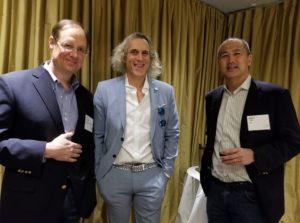 David Sullivan, David Kaufman, Andy Tsao