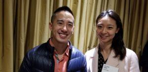 Kyle Lui, Olivia Wang