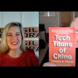 Interview with TimTalk: Tech Titans of China book