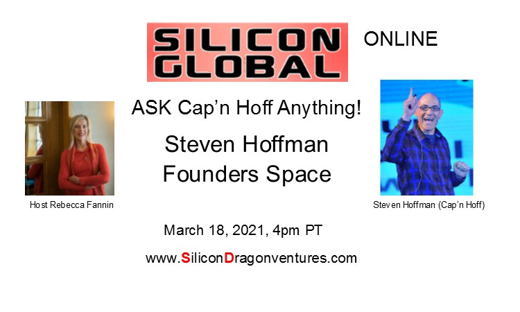 Ask Cap'n Hoff Anything! @ Online