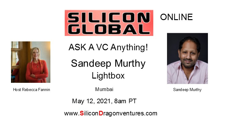 Ask Mumbai VC Lightbox Anything! @ Online
