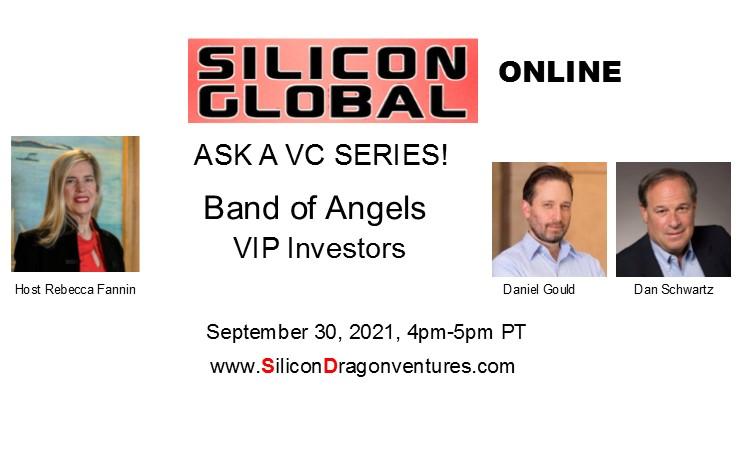 Ask Angel Investors Daniel Gould, Dan Schwartz Anything! @ Online